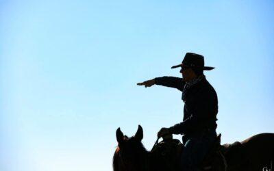 Equitation Western avec Luc Giordano